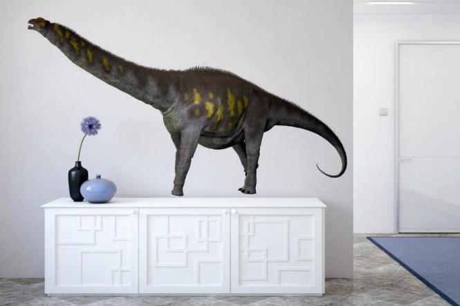 Wandtattoo Argentinosaurus Color