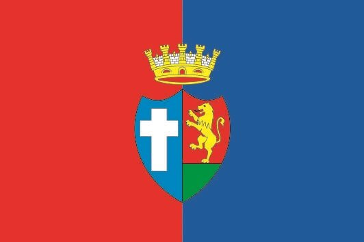Flagge Assisi Stadt