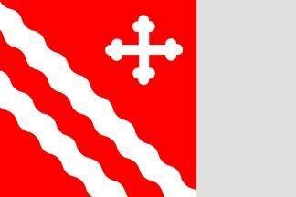 Flagge Auboranges
