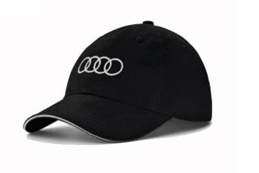 Basecap Audi schwarz