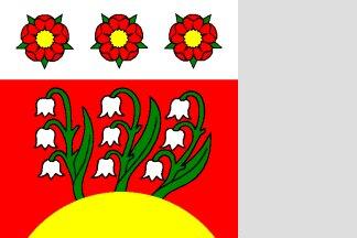 Flagge Aumont