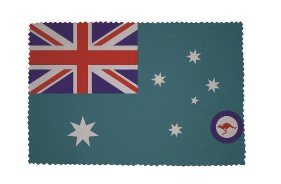 Glasreinigungstuch Australien Airforce