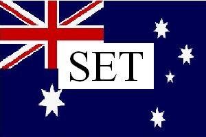 Nationalset Australien