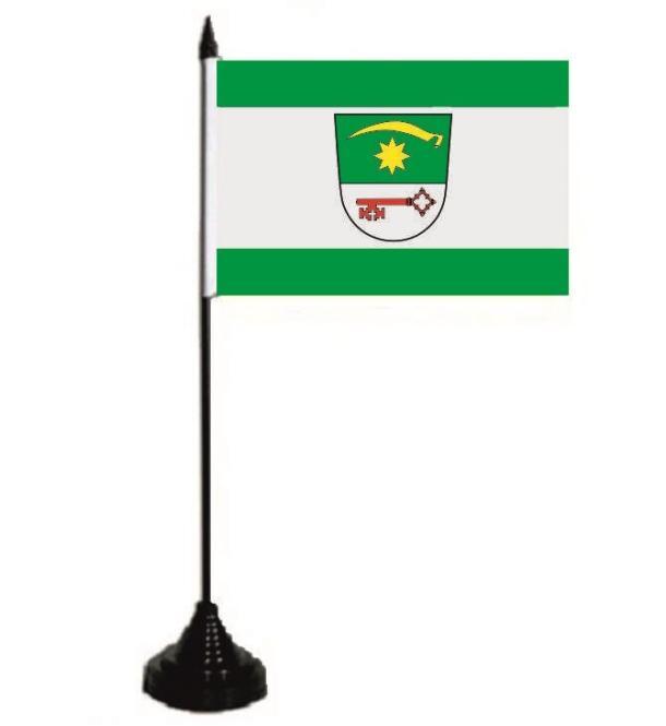 Tischflagge Bad Sassendorf 10 x 15 cm