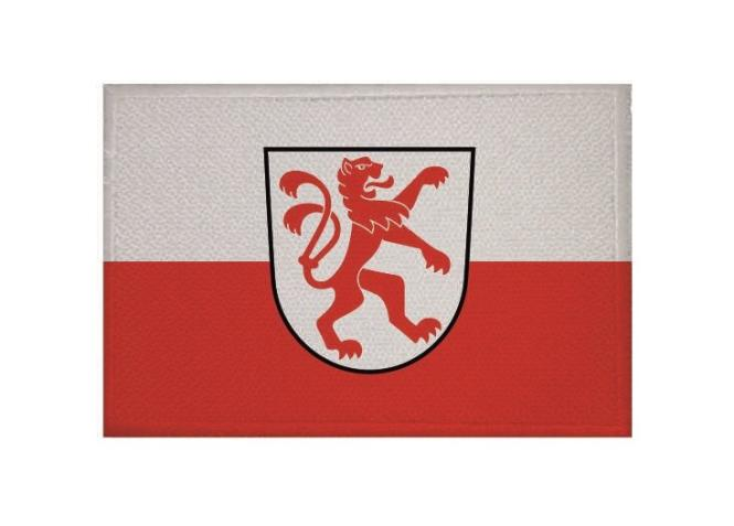 Aufnäher Patch Bad Schussenried 9 x 6 cm