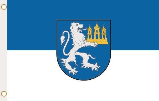 Fahne Bad Lauchstädt 90 x 150 cm