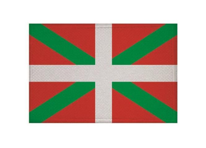 Aufnäher Baskenland Patch 9 x 6 cm