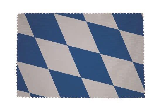 Glasreinigungstuch Bayern Raute