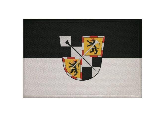 Aufnäher Bayreuth Patch 9 x 6 cm