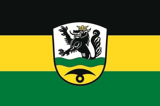 Flagge Bächingen an der Brenz