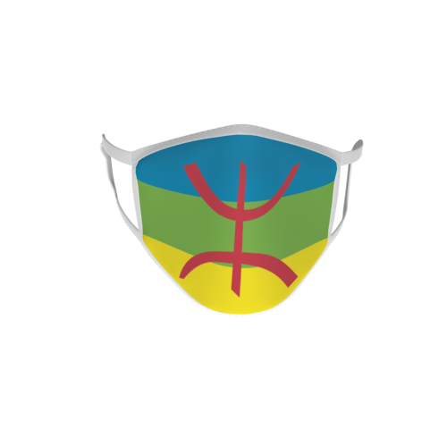Gesichtsmaske Behelfsmaske Mundschutz Berber