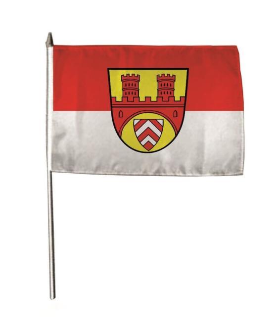 Stockflagge Bielefeld 30 x 45 cm