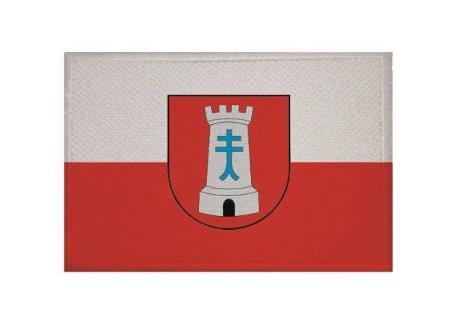 Aufnäher Bietigheim - Bissingen Patch 9 x 6 cm