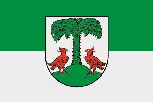 Flagge Bitterfeld Wolfen OT Holzweissig