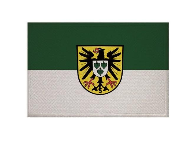 Aufnäher Patch Bodman - Ludwigshafen 9 x 6 cm