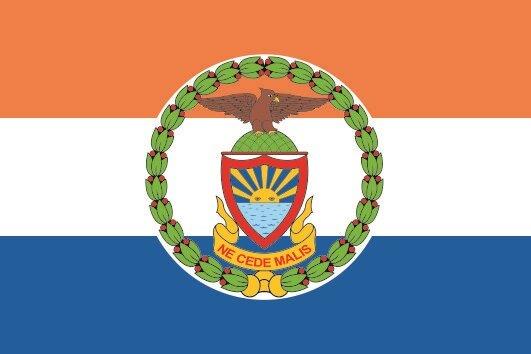 Flagge Bronx New York City