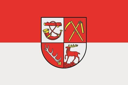 Flagge Burgstall