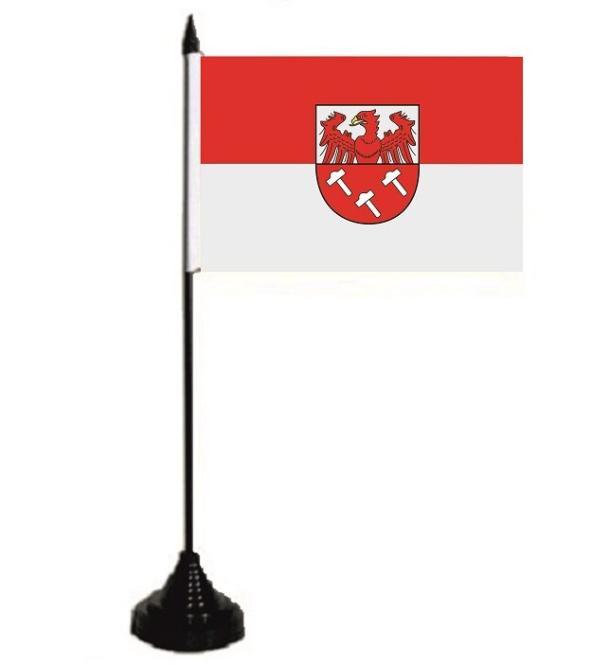 Tischflagge Dahlem 10 x 15 cm