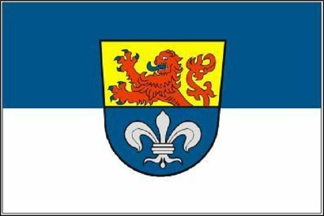 Flagge Darmstadt