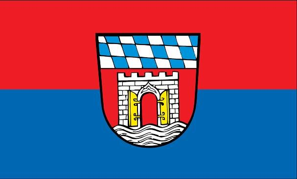 Aufkleber Deggendorf