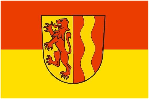 Flagge Dettingen an der Iller