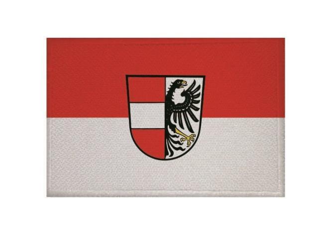 Aufnäher Patch Dietenheim 9 x 6 cm