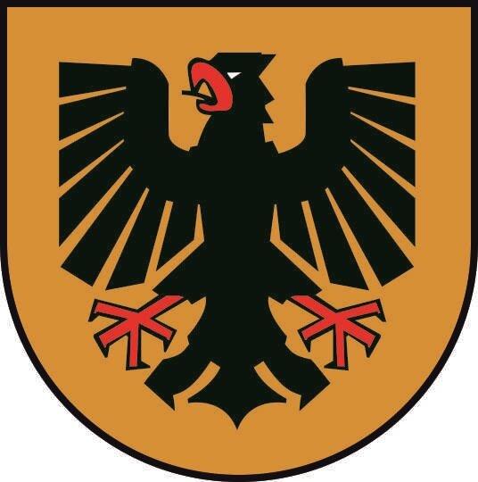 Aufkleber Dortmund Wappen