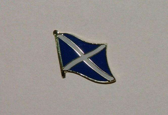 Pin Schottland 20 x 17 mm
