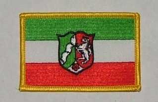 Aufnäher Nordrhein-Westfalen NRW
