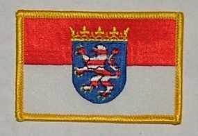 Aufnäher Hessen