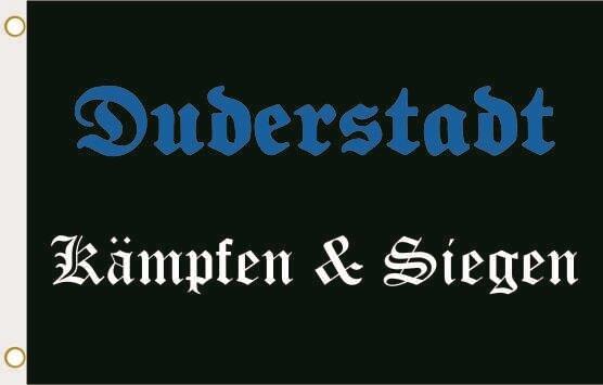 Fahne Duderstadt Kämpfen & Siegen 90 x 150 cm