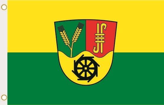 Fahne Ebergötzen 90 x 150 cm