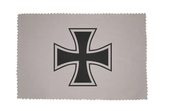 Glasreinigungstuch Eisernes Kreuz