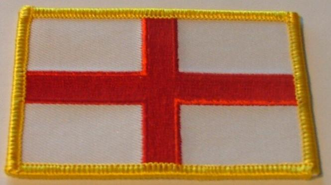 Aufnäher England