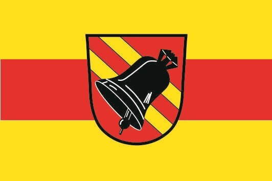 Flagge Ermershausen