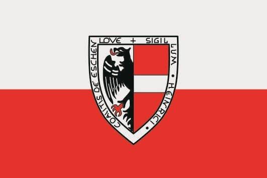 Flagge Eschenlohe
