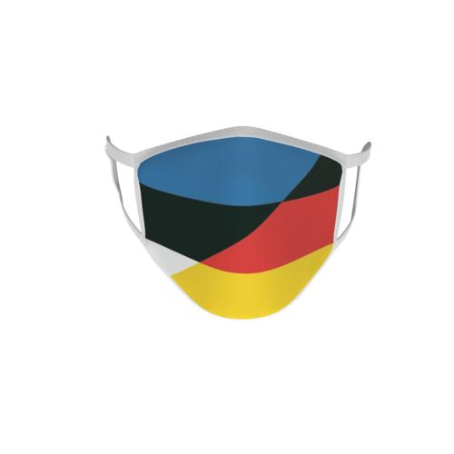 Gesichtsmaske Behelfsmaske Mundschutz Estland-Deutschland L