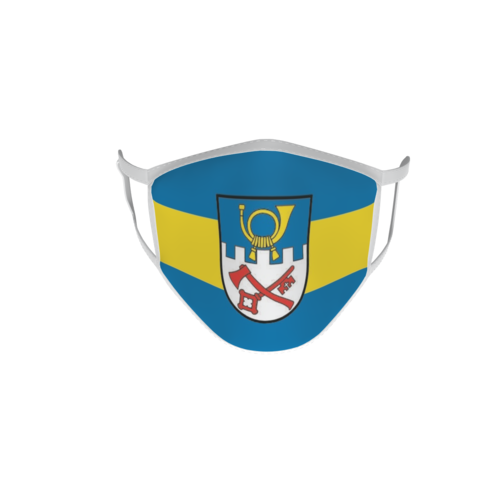 Gesichtsmaske Behelfsmaske Mundschutz Eurasburg (Schwaben)