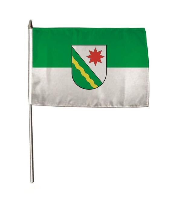 Stockflagge Extertal 30 x 45 cm
