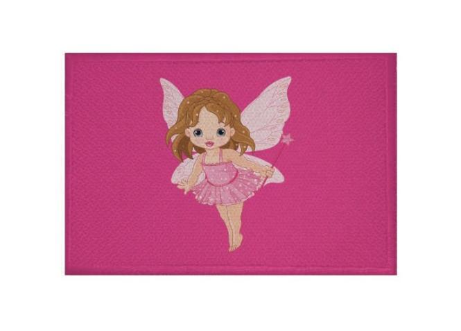 Aufnäher Patch Fee Motiv Nr. 1 Fairy 9 x 6 cm