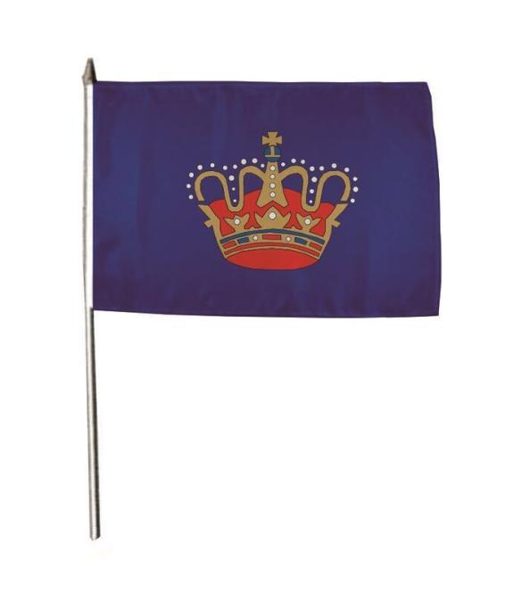 Stockflagge Fehmarn 30 x 45 cm