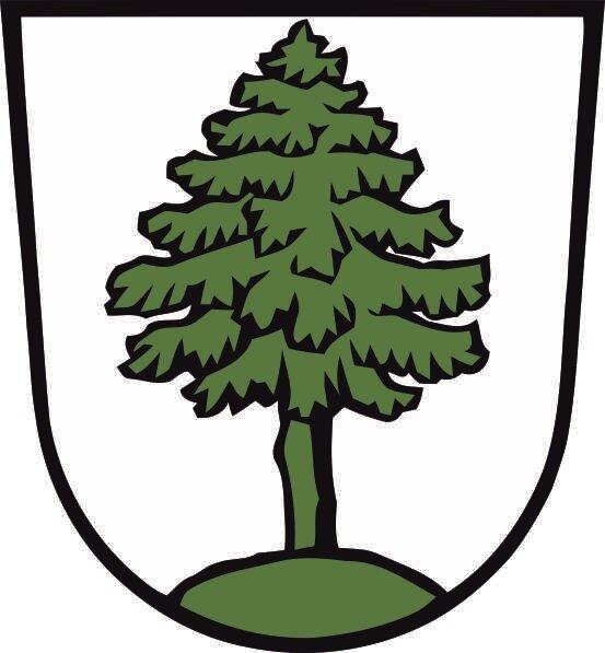 Aufkleber Feuchtwangen Wappen