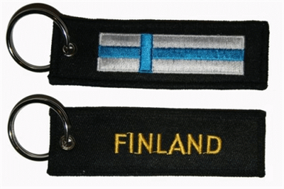 Schlüsselanhänger Finnland