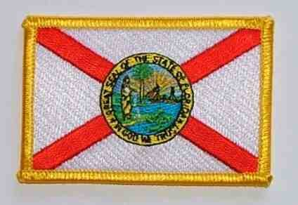 Aufnäher Florida