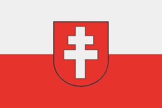Flagge Frauenkirchen (Burgenland)