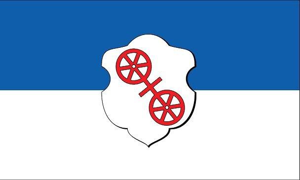Flagge Fritzlar