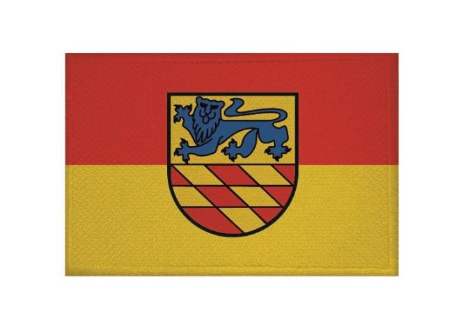 Aufnäher Patch Fronreute 9 x 6 cm