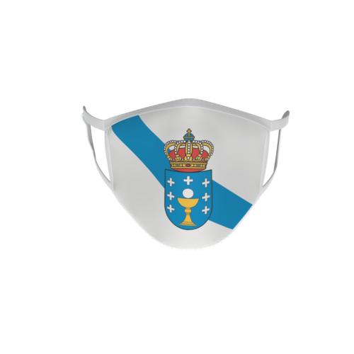 Gesichtsmaske Behelfsmaske Mundschutz Galizien
