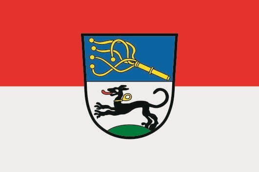 Flagge Geiselwind