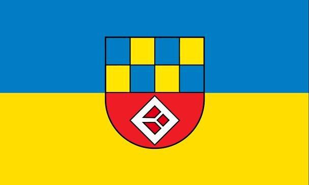 Flagge Gemünden ( Hunsrück )